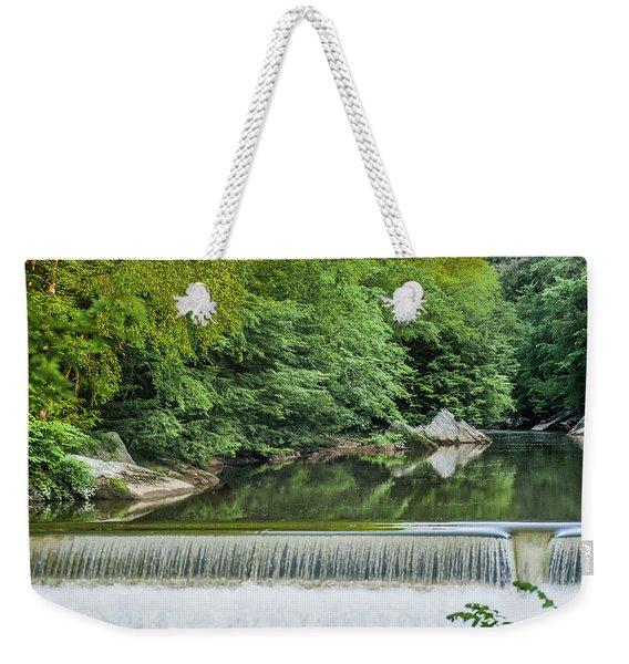 Slipery Rock Gorge - 1888 Weekender Tote Bag