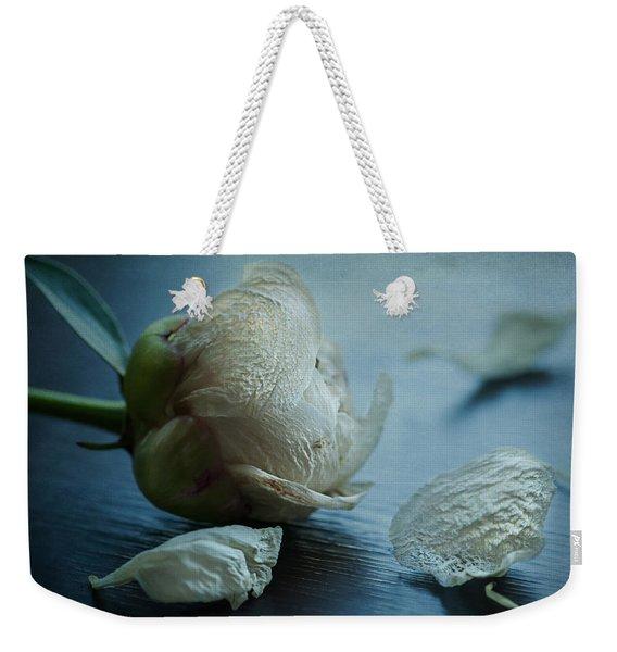 Slipped Away Weekender Tote Bag