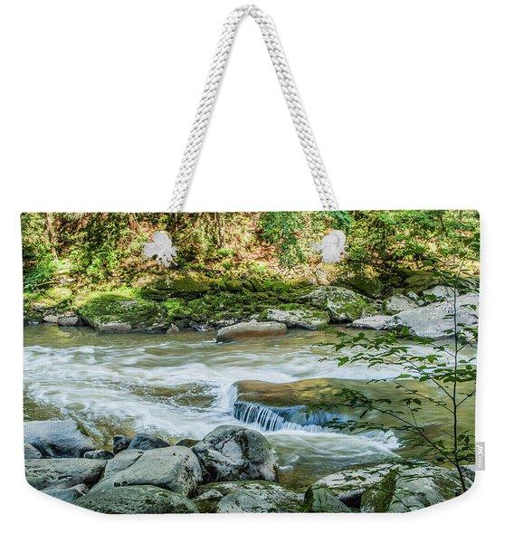 Slippery Rock Gorge - 1914 Weekender Tote Bag