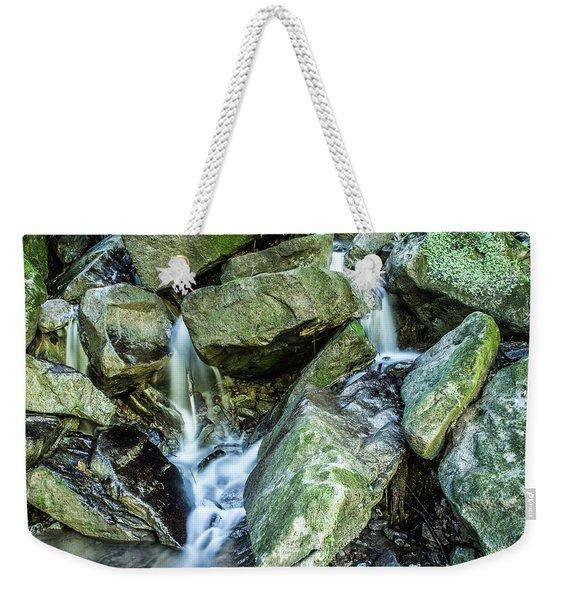 Slippery Rock Gorge - 1929 Weekender Tote Bag