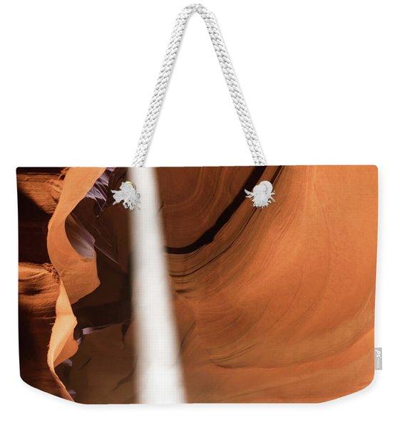 Slot Beam Weekender Tote Bag