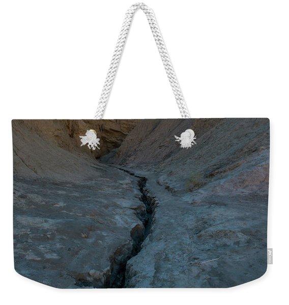 Slot Canyon Within Slot Canyon Weekender Tote Bag