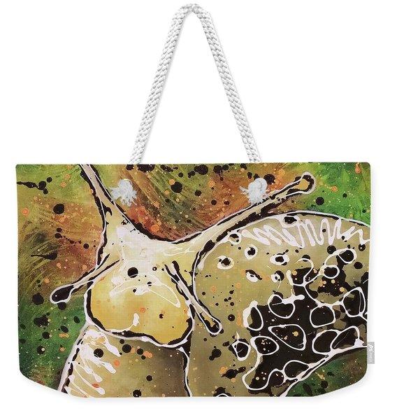 Slug Oh Weekender Tote Bag