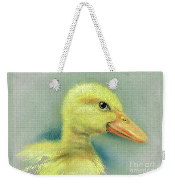 Sly Little Duckling Weekender Tote Bag