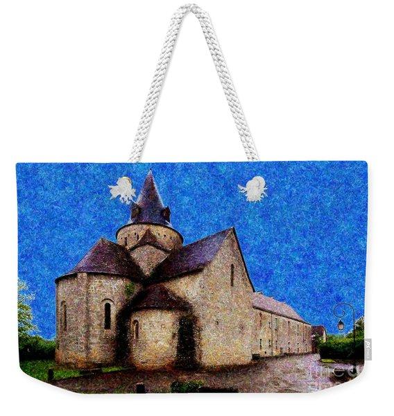 Small Church 3 Weekender Tote Bag
