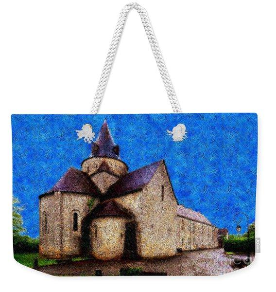 Small Church 4 Weekender Tote Bag