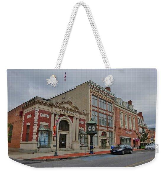 Smalltown, Usa Weekender Tote Bag