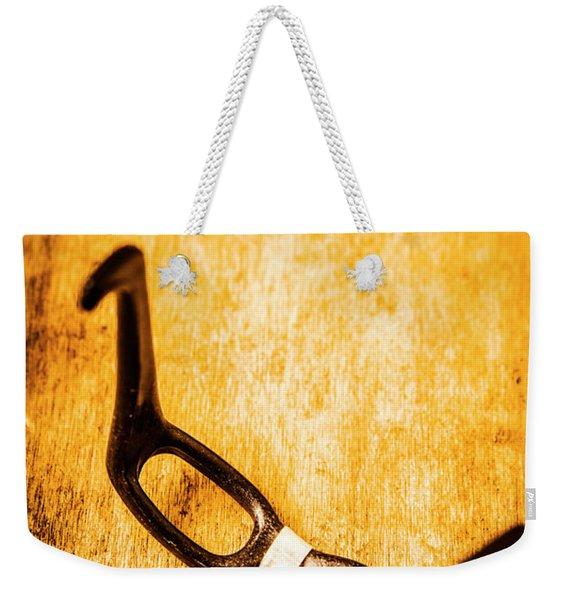 Smart And Smarter Weekender Tote Bag