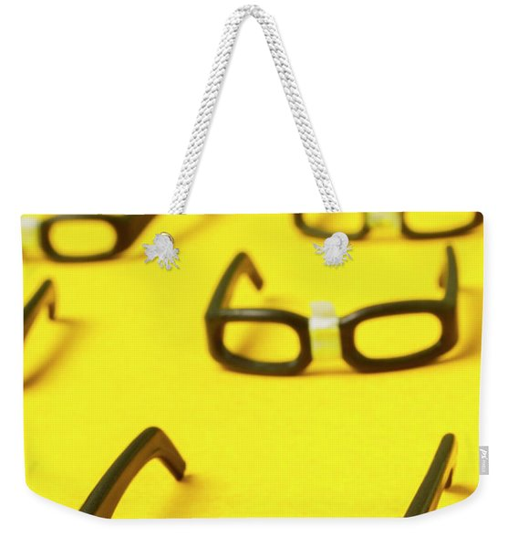Smart Contract Dress Code Weekender Tote Bag