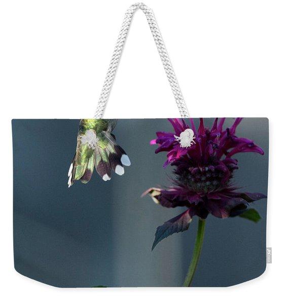 Smiles In The Garden Weekender Tote Bag