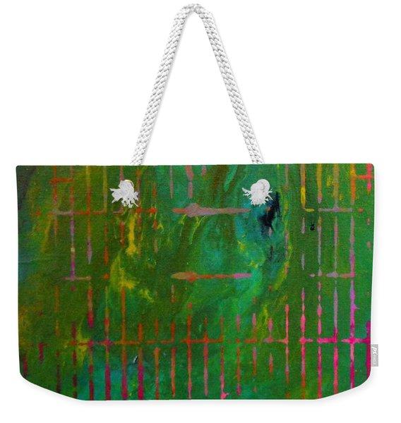 Smog Weekender Tote Bag