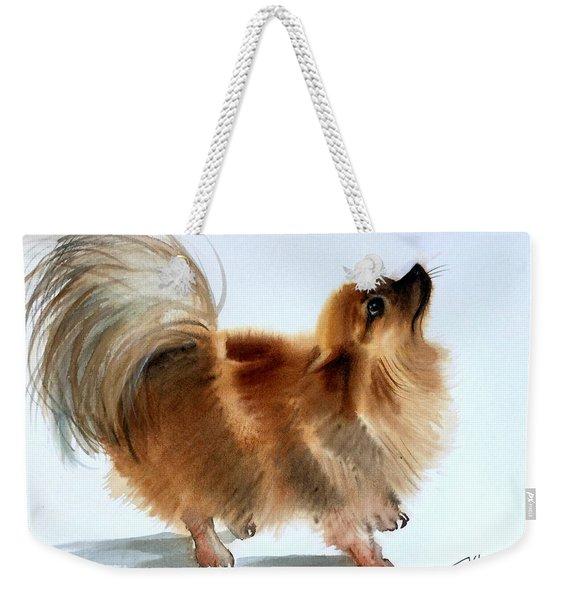 Smokey2 Weekender Tote Bag