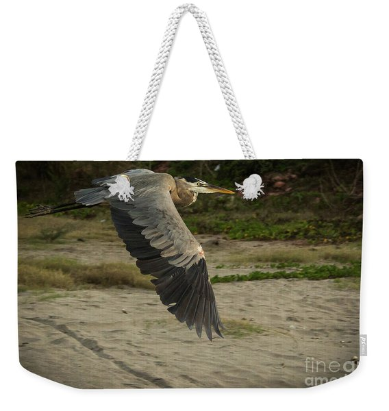 Smooth Sailing Wildlife Art By Kaylyn Franks Weekender Tote Bag
