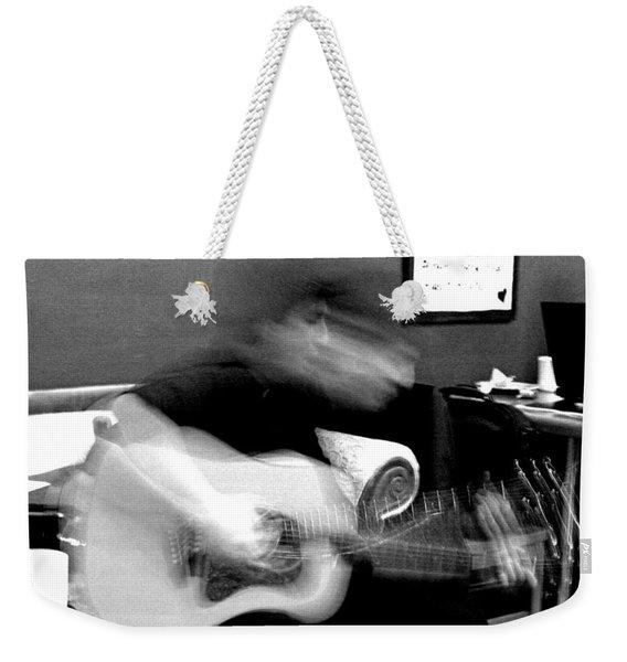 019 - Sneaky Pete Weekender Tote Bag