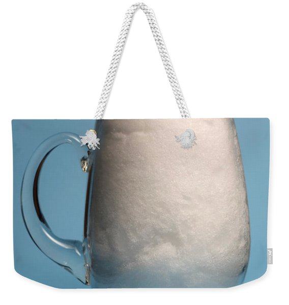 Snow Melting 1 Of 7 Weekender Tote Bag