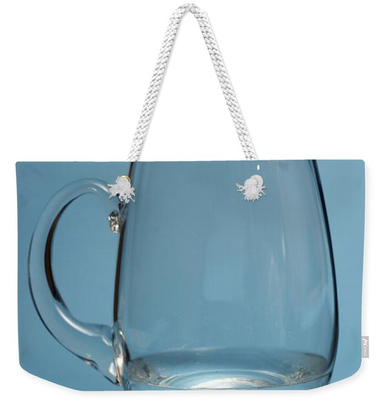 Snow Melting 7 Of 7 Weekender Tote Bag