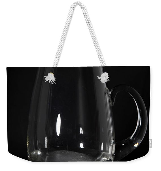 Snow Melting 7 Of 8 Weekender Tote Bag
