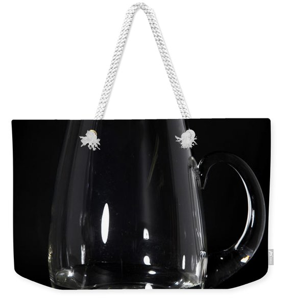 Snow Melting 8 Of 8 Weekender Tote Bag