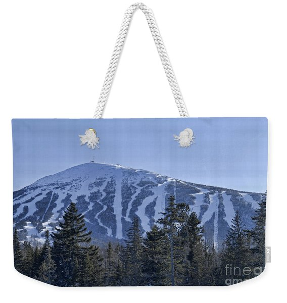 Snow On The Loaf Weekender Tote Bag