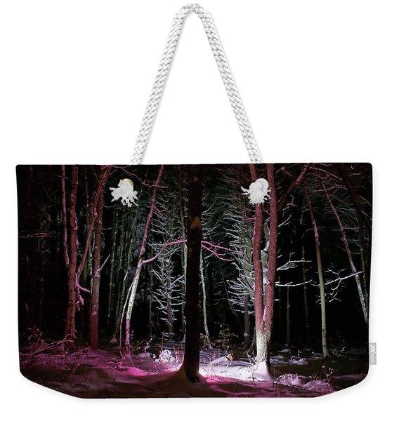 Snowgenta Weekender Tote Bag
