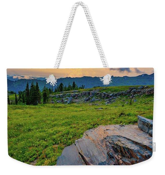 Snowgrass Flats Weekender Tote Bag