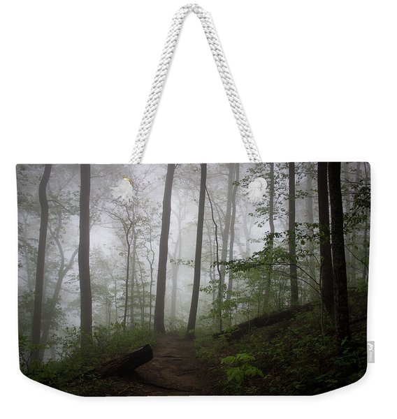 So Foggy Weekender Tote Bag
