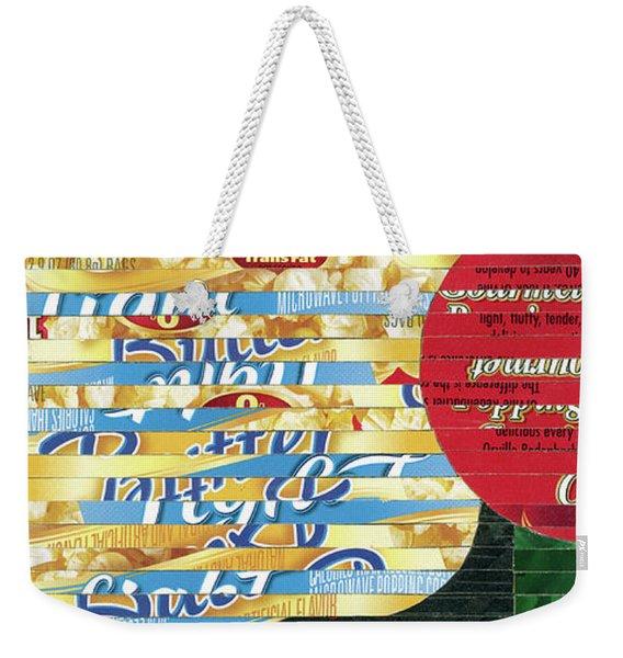 So Good Weekender Tote Bag