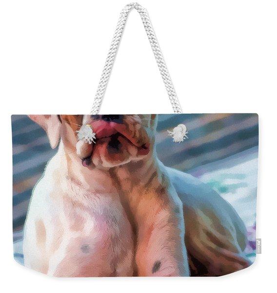 So Proud Weekender Tote Bag