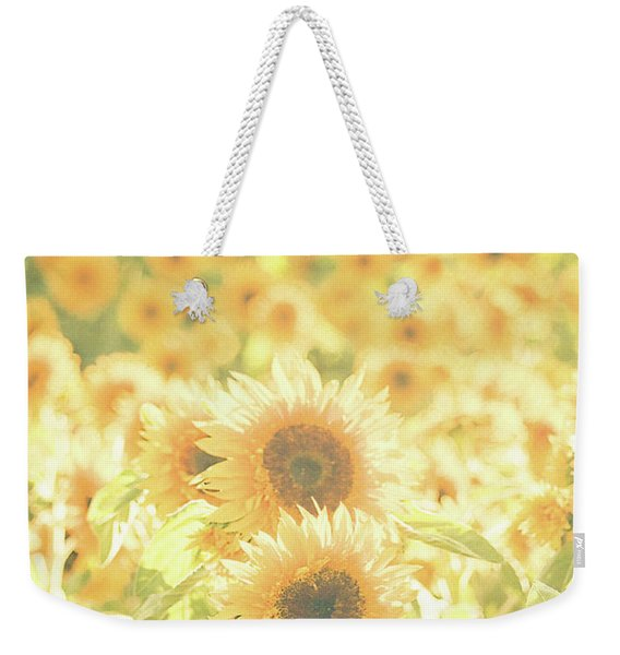 Soak Up The Sun Weekender Tote Bag