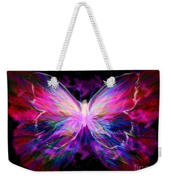 Soaring Love Weekender Tote Bag
