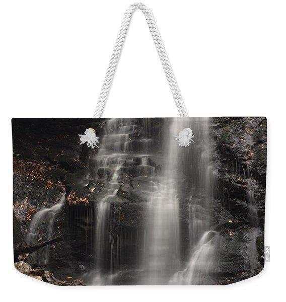 Soco Falls-portrait Version Weekender Tote Bag