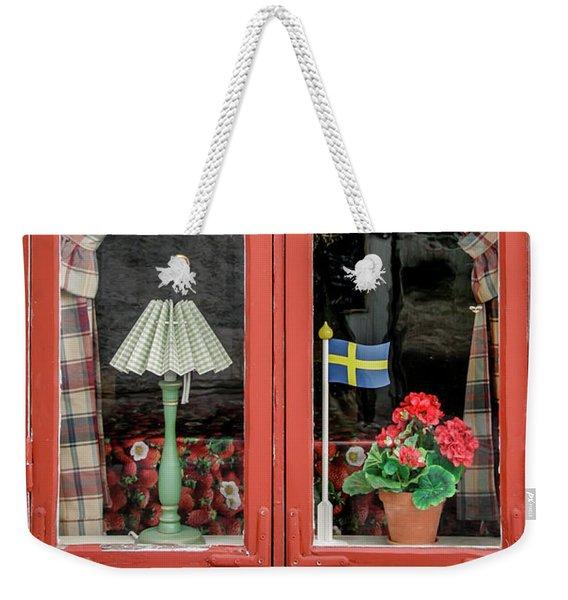Soderkoping Window Weekender Tote Bag