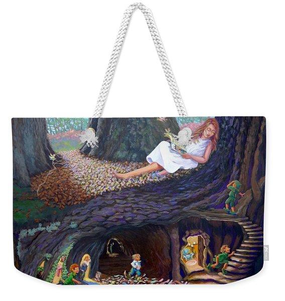 Sofie's Dream  Weekender Tote Bag