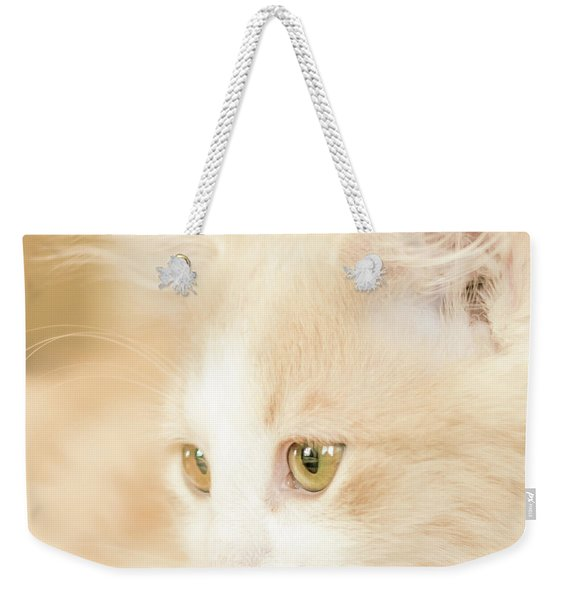 Soft And Dreamy Weekender Tote Bag