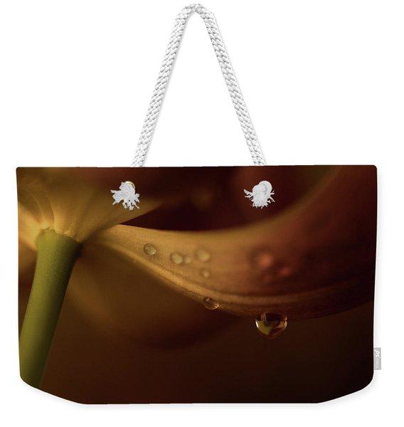 Soft And Smooth Weekender Tote Bag