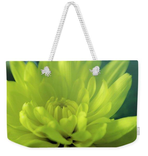 Soft Center Weekender Tote Bag