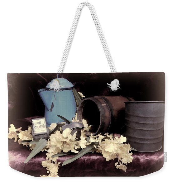 Soft Country Kitchen Weekender Tote Bag