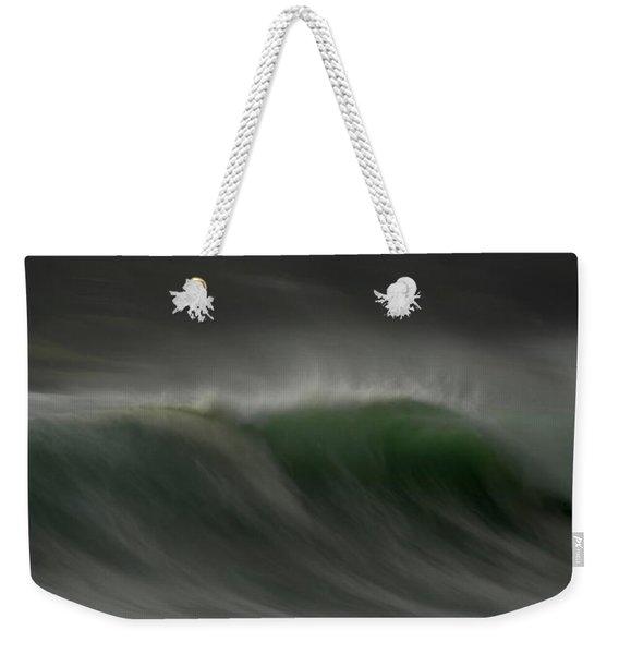 Soft Curl Weekender Tote Bag