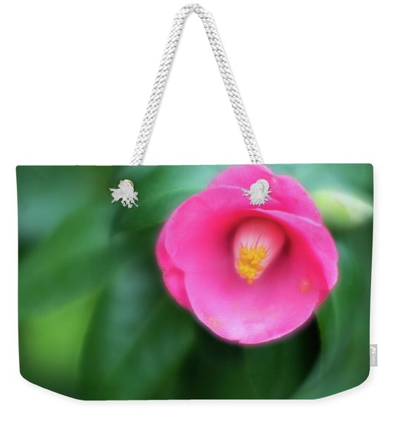 Soft Focus Flower 1 Weekender Tote Bag
