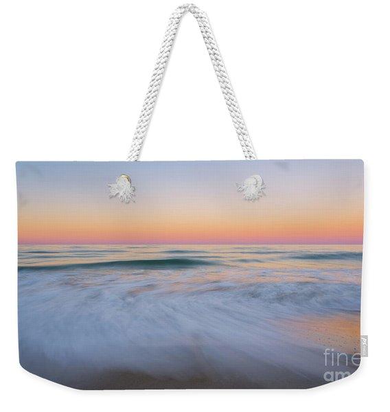 Soft Sunset  Weekender Tote Bag