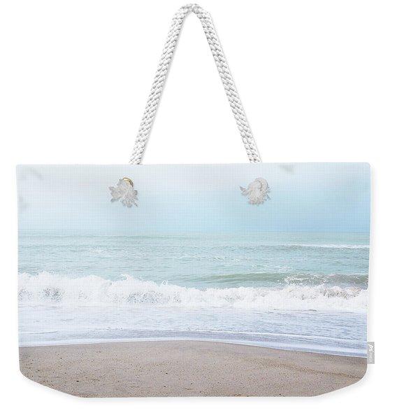 Soft Waves 2- Art By Linda Woods Weekender Tote Bag