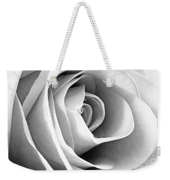 Softened Rose Weekender Tote Bag