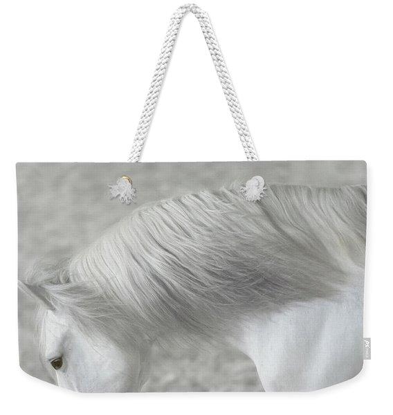 Softly Swept Weekender Tote Bag