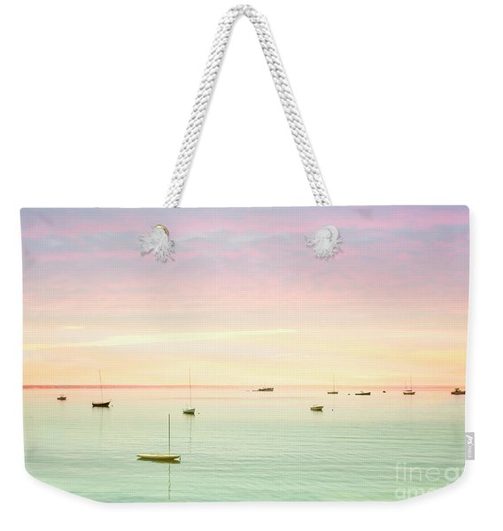 Softness And Light Weekender Tote Bag