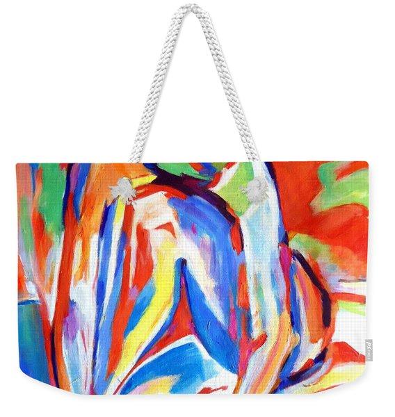 Solace Weekender Tote Bag