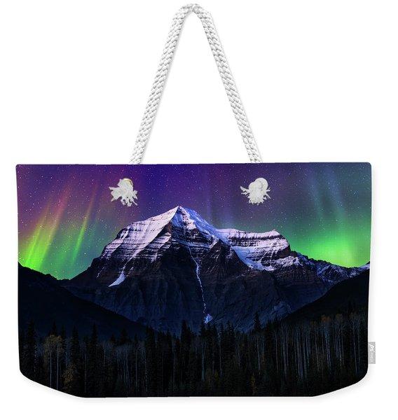 Solar Activity Weekender Tote Bag