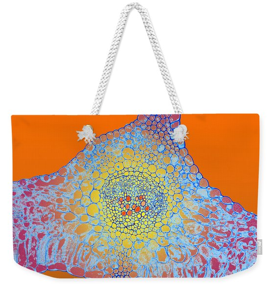 Solar Cells Weekender Tote Bag