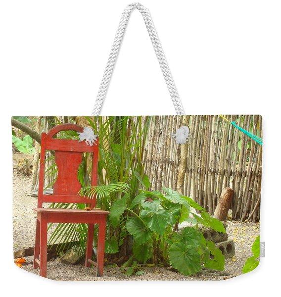Soledad Weekender Tote Bag