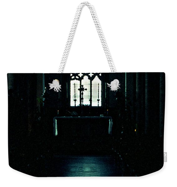 Solemnity Weekender Tote Bag
