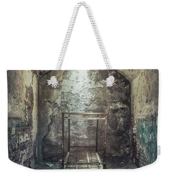 Solitude Of Confinement Weekender Tote Bag